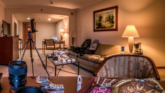 Suite del Hotel Tequendama