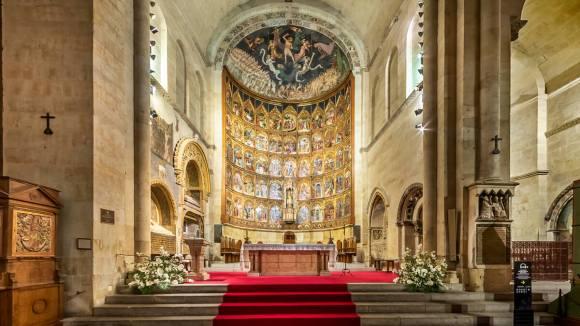 Visita a la Catedral de Salamanca