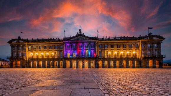 Ayuntamiento De Santiago de Compostela