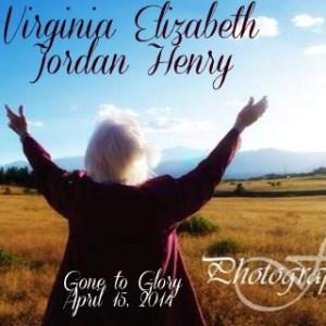 Virginia Jordan Henry
