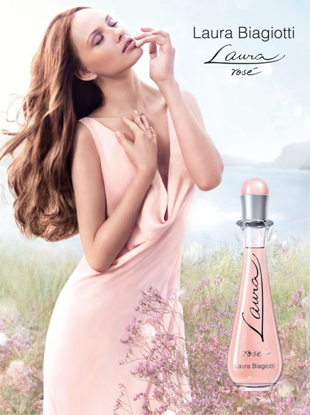 Laura Rose perfume by Laura Biagiotti