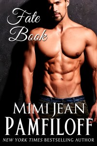 FATE BOOK, a New Adult Novel by New York Times Bestselling author Mimi Jean Pamfiloff