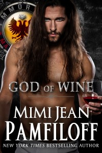 God of Wine. Book #3 of the Immortal Matchmakers, Inc. Series by Mimi Jean Pamfiloff