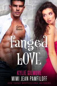 Fanged Love by USA Today bestsellers Mimi Jean Pamfiloff & Kylie Gilmore