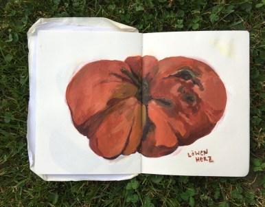 HUGE tomato