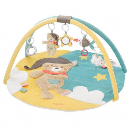 tapis eveil et jouets activites