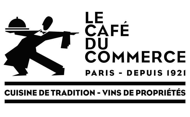 Logo Café du commerce