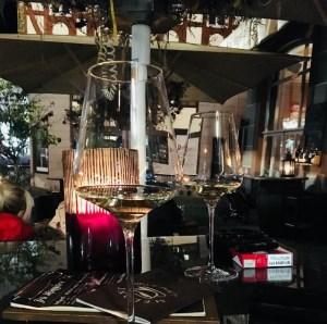 Unser Einstieg ins Wochenende, Cafe Meloni, Lieblingswein, Chardonnay