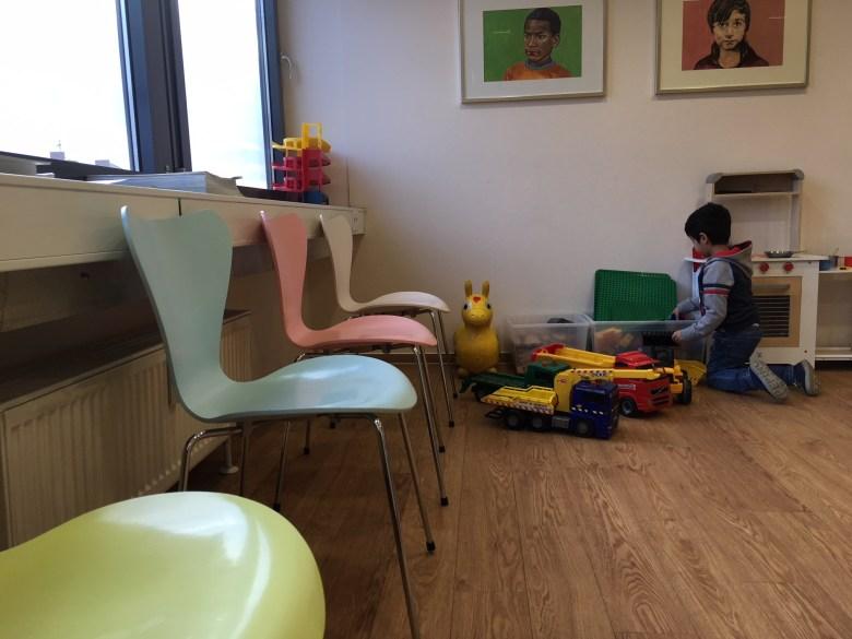 Unser U9 Termin beim Kinderarzt