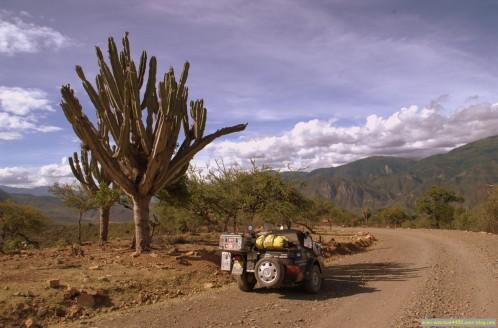 Route de la Higuera - 10 heures pour faire 140 Kms