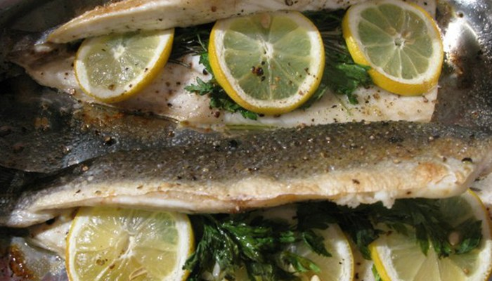 Oven Baked Fish Featured