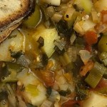 Albanian Vegetable Stew Featured