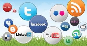 Floating social media bar for your wordpress blog