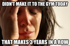 Gym is a scam
