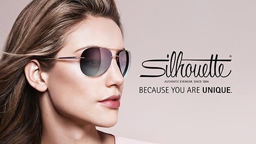 Silhouette sunglasses for women