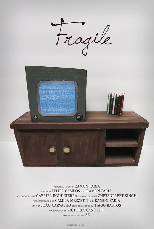 Fragile by Ramon Faria – Brazil, United States