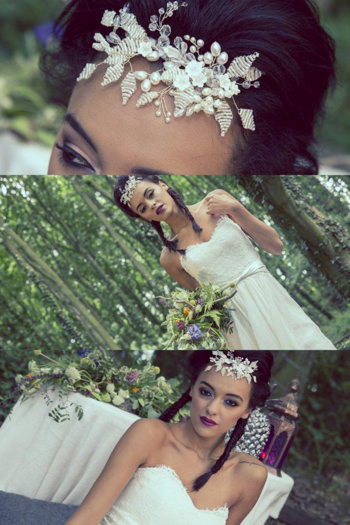 pixi woodland bride