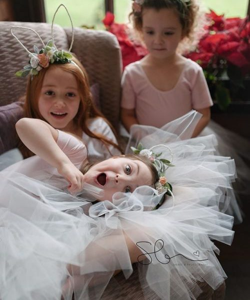 Bridesmaid Tulle Skirts, Coloured Tutu's for your Flower Girls
