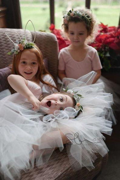 Tulle flower girls Tutus UK