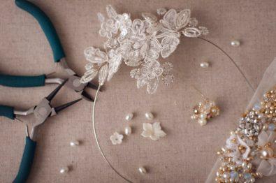bespoke wedding headpieces uk