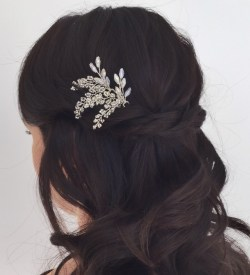 wedding Headpiece hair pins
