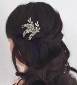 wedding Headpiece hair pins