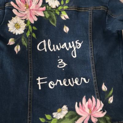 bespoke bridal jacket