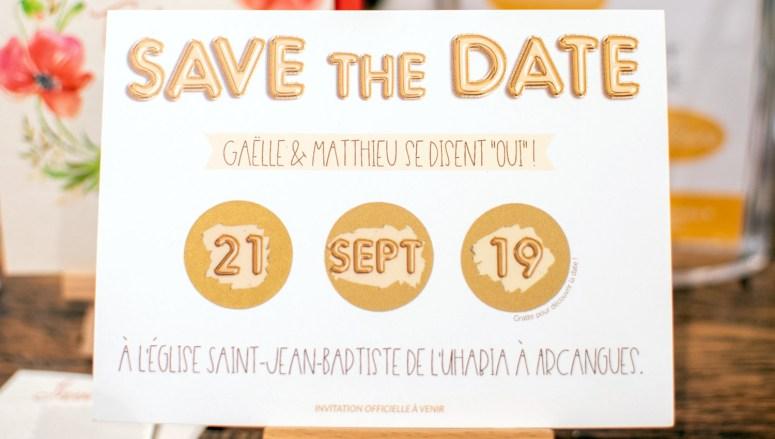 Qu'est-ce qu'un Save the Date ?