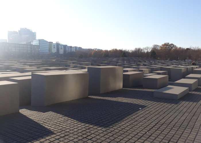 Monumento al holocausto Berlín