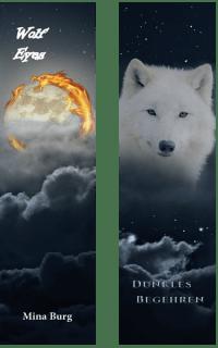 Lesezeichen Wolf Eyes Band IV
