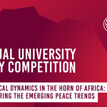 Tana Forum Annual University Africans 2019 Essay Competition