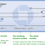 Chase Bank Routing Number – How to Get Chase Bank Routing Number