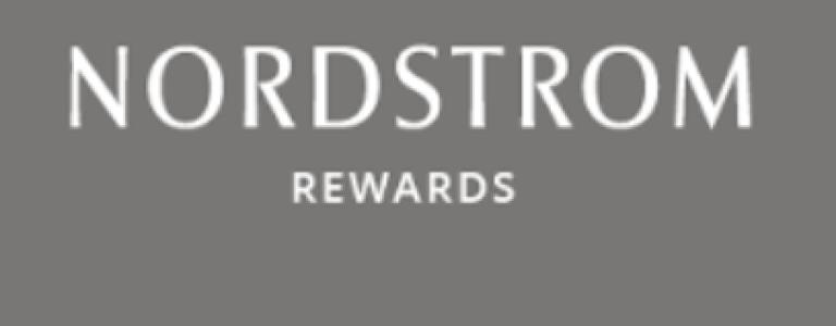 Nordstrom Credit Card Rewards