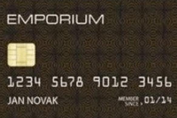Emporium Credit Card