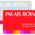 Palais Royal Credit Card – Online Registration Login – Bill Payment