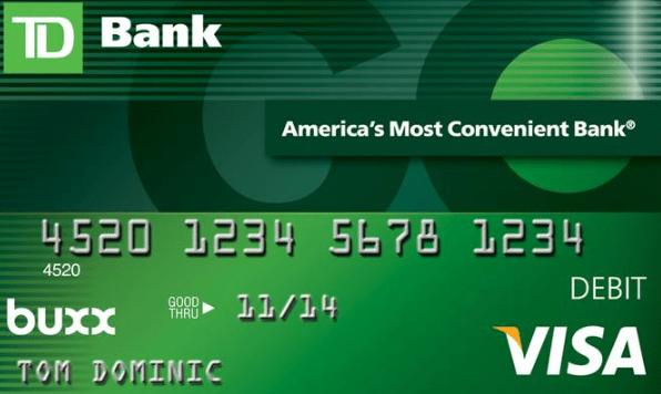 TD Bank Business credit Card