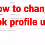 Facebook Username – How to Change Facebook Profile   Username