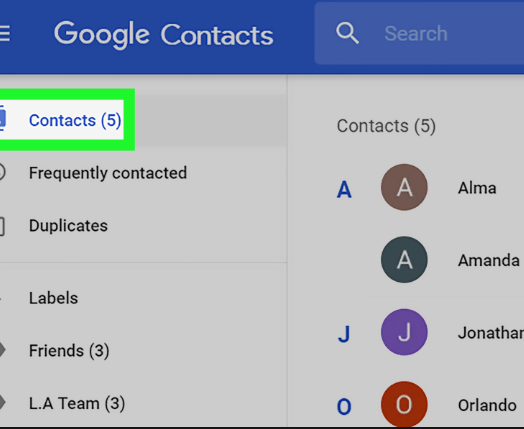 Google-Contacts-Number