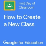 Google Class–How to Join a class and Use Google Class, Google Classrooms