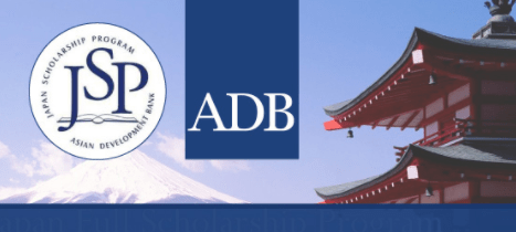Japan Scholarship Program – ADB Open for Developing Countries