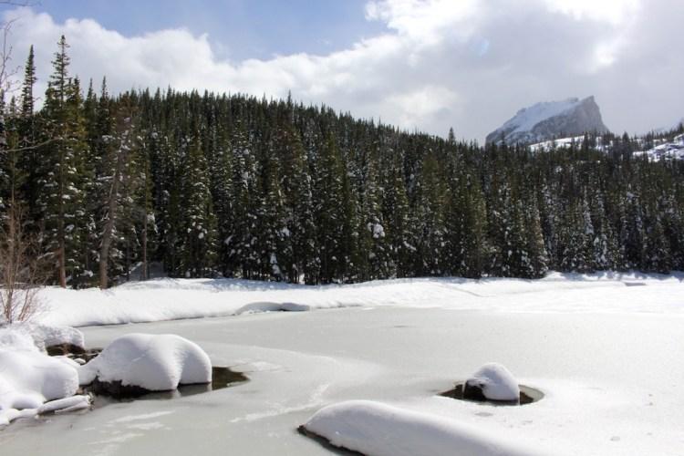 Bear-Lake-frozen-Rocky-Mountain-National-Park