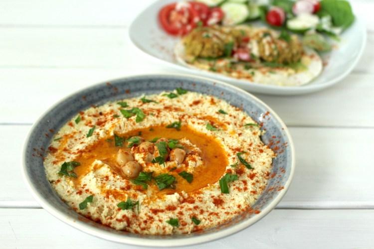 Hummus original libanese