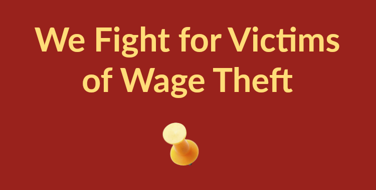 As Minimum Wage Increases in San Francisco, Wage Theft Persists