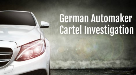 German Automaker Cartel Investigation