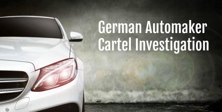 German Automaker Cartel Investigation