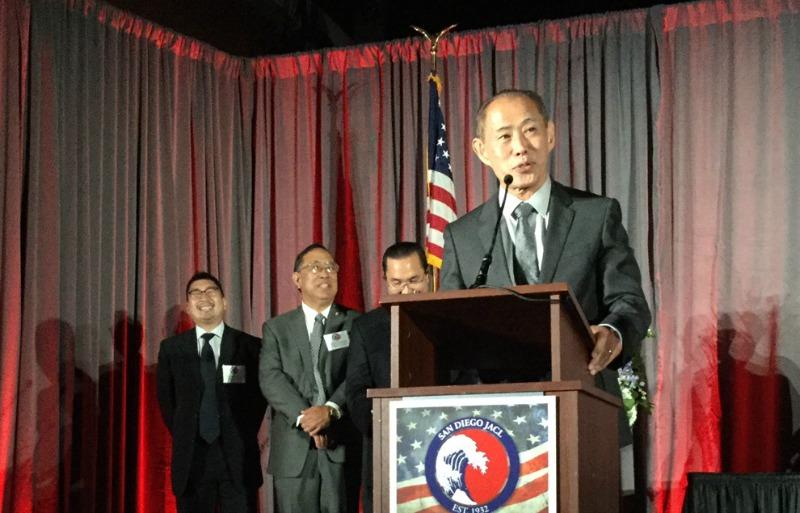 San Diego JACL Honors Dale Minami with Lifetime Achievement Award