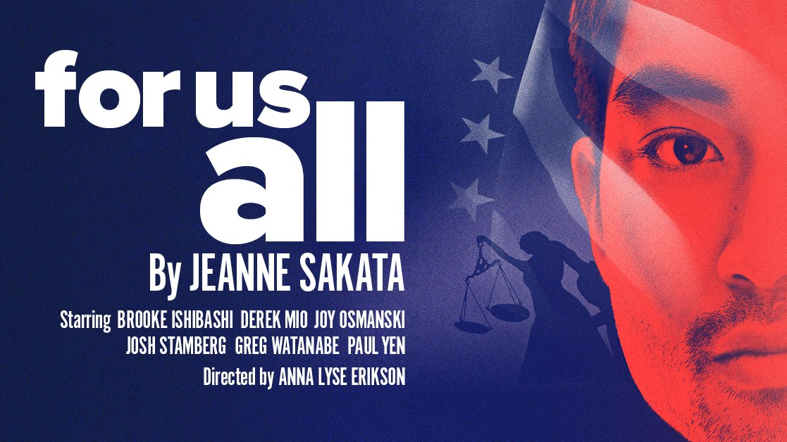 Audio Play 'For Us All' by Jeanne Sakata Features Portrayals of Dale Minami, Don Tamaki