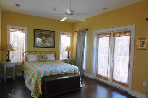 Beachy Keen - master bedroom