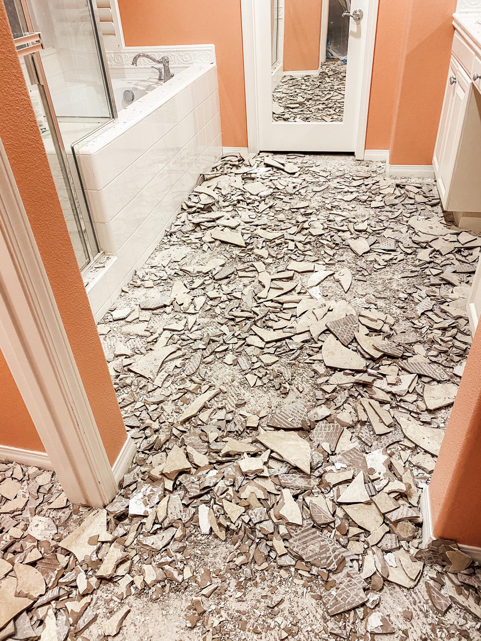 master closet renovation orc week 2