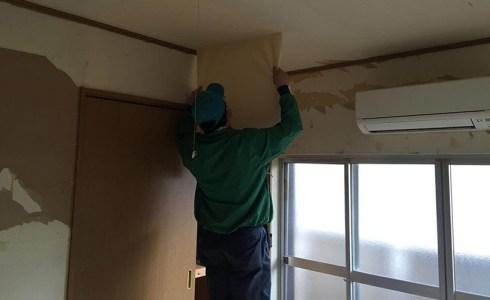 孤独死現場の特殊清掃と遺品整理(東京都品川区)